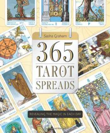 9780738740386-0738740381-365 Tarot Spreads: Revealing the Magic in Each Day