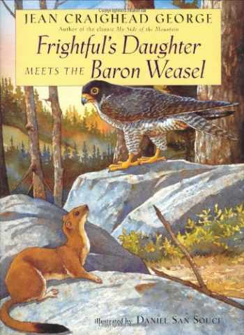 9780525472025-0525472029-Frightful's Daughter Meets the Baron Weasel