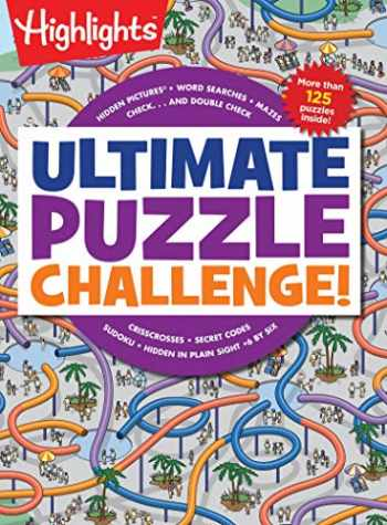 9781684372614-1684372615-Ultimate Puzzle Challenge! (Highlights Jumbo Books & Pads)