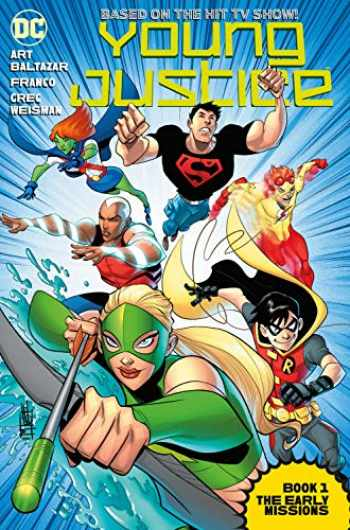 9781779501417-1779501412-Young Justice Book One: The Early Missions