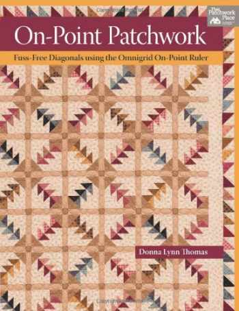 9781604683356-160468335X-On-Point Patchwork: Fuss-Free Diagonals using the Omnigrid On-Point Ruler