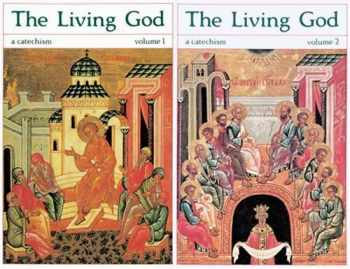 9780881410402-0881410403-Living God: A Catechism for the Christian Faith - Volumes 1 & 2