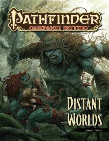 9781601254030-1601254032-Pathfinder Campaign Setting: Distant Worlds