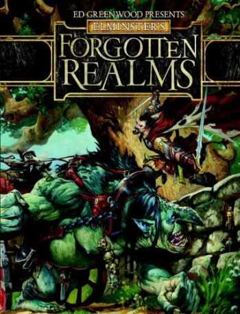 9780786960347-0786960345-Ed Greenwood Presents Elminster's Forgotten Realms: A Dungeons & Dragons Supplement