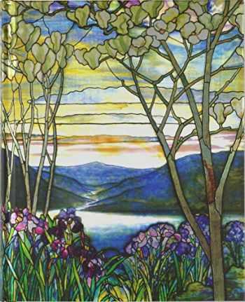 9781441328830-1441328831-Tiffany Window Journal (Magnolias and Irises)