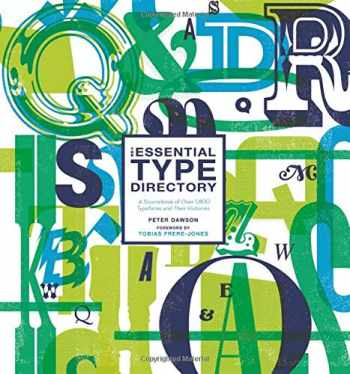 9780762468171-0762468173-The Essential Type Directory: A Sourcebook of Over 1,800 Typefaces and Their Histories