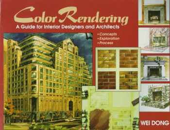 9780070180079-0070180075-Color Rendering: A Guide for Interior Designers and Architects
