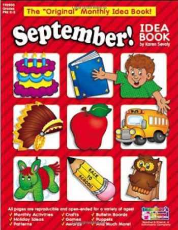 "9780439503778-0439503779-September Monthly Idea Book (The ""Original"" Monthly Idea Book!)"