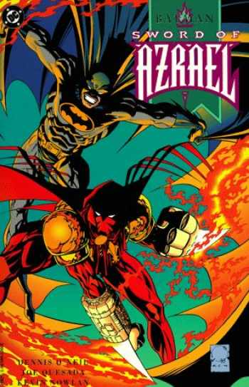 9781563891007-156389100X-Batman: Sword of Azrael
