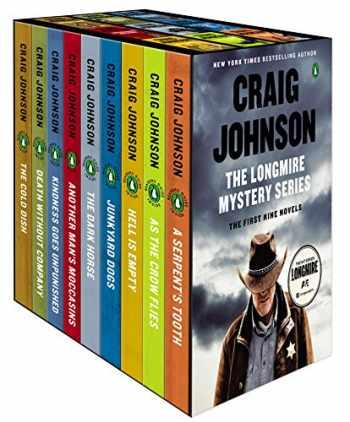 9780147514578-0147514576-The Longmire Mystery Series Boxed Set Volumes 1-9 (Walt Longmire Mystery)