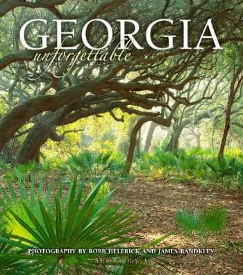 9781560375265-1560375264-Georgia Unforgettable (Cumberland Island Cover)