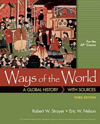 9781319022723-1319022723-Ways of the World with Sources for AP®