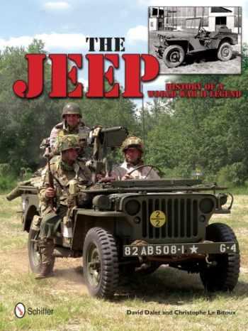 9780764344602-0764344609-The Jeep: History of a World War II Legend