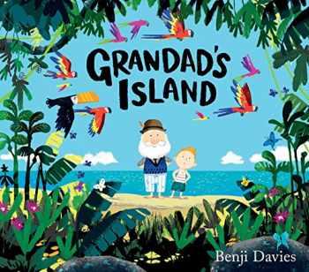 9780763690052-0763690058-Grandad's Island