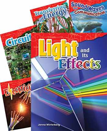 9781493839148-1493839144-Teacher Created Materials - Science Readers: Content and Literacy: Physical Science - 5 Book Set - Grade 4 - Guided Reading Level P - S