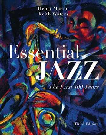 9781133964407-1133964400-Essential Jazz (with Download Card for 2-CD Set Printed Access Card)