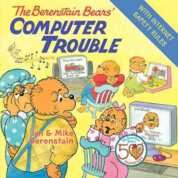 9780060573942-0060573945-The Berenstain Bears' Computer Trouble