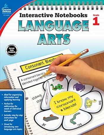 9781483824680-1483824683-Language Arts, Grade 1 (Interactive Notebooks)