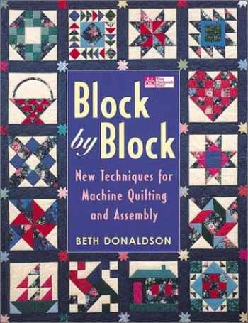 9781564770806-156477080X-Block by Block: New Techniques for Machine Quilting and Assembly