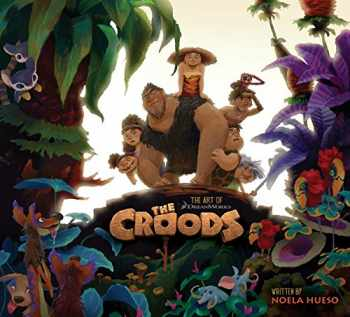 9781781164112-1781164118-The Art of The Croods