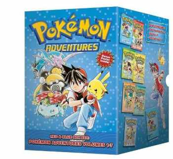 9781421550060-1421550067-Pokémon Adventures (7 Volume Set - Reads R to L (Japanese Style) for all ages)