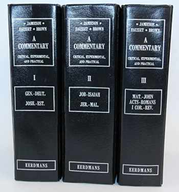 9780802821584-0802821588-A Commentary: Critical, Experimental, and Practical on the Old and New Testaments (3 Volume Set)