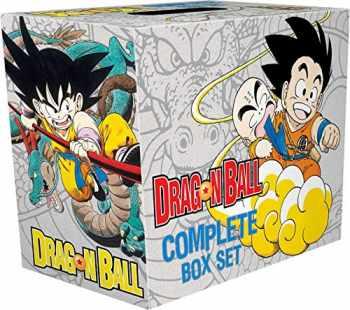 9781974708710-1974708713-Dragon Ball Complete Box Set: Vols. 1-16 with premium