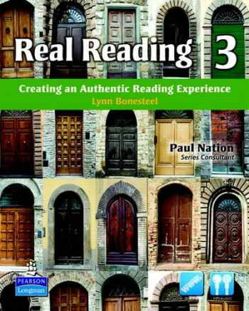 9780137144433-0137144431-REAL READING 3 STBK W / AUDIO CD 714443