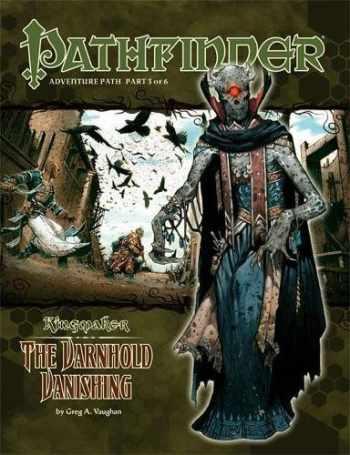 9781601252340-160125234X-Kingmaker: The Varnhold Vanishing (Pathfinder Adventure Path)