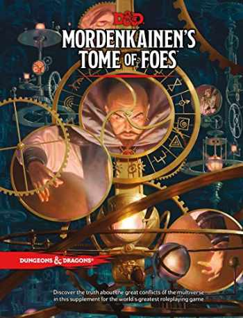 9780786966240-0786966246-D&D MORDENKAINEN'S TOME OF FOES (Dungeons & Dragons)