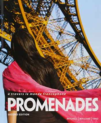 9781618570147-1618570145-Promenades: A Travers le Monde Francophone, 2nd Edition Text