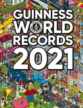 9781913484002-1913484009-Guinness World Records 2021