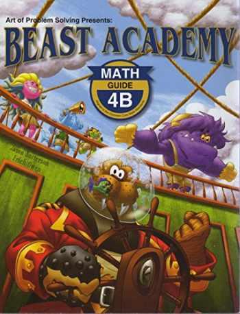 9781934124529-1934124524-Beast Academy Guide 4B