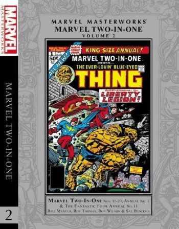 9781302903527-1302903527-Marvel Masterworks: Marvel Two-in-One Vol. 2