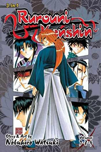 9781421592473-1421592479-Rurouni Kenshin (3-in-1 Edition), Vol. 3: Includes vols. 7, 8 & 9 (3)