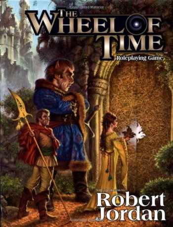 9780786919963-0786919965-The Wheel of Time Roleplaying Game (d20 3.0 Fantasy Roleplaying)