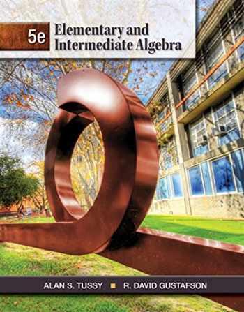 9781111567682-1111567689-Elementary and Intermediate Algebra