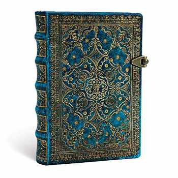 9781439726839-1439726833-Azure Mini Lined Journal