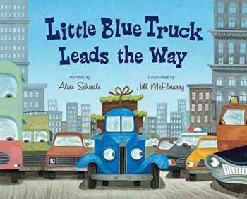 9780152063894-0152063897-Little Blue Truck Leads the Way