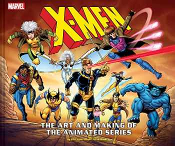 9781419744686-1419744682-X-Men: The Art and Making of The Animated Series