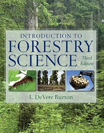 9781337904568-1337904562-Introduction to Forestry Science, Soft Cover