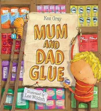 9780340957110-0340957115-Mum and Dad Glue