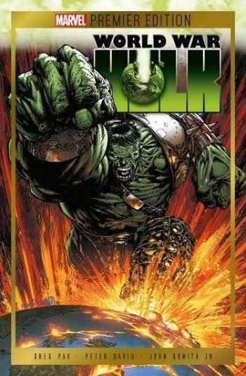 9781846538537-184653853X-Marvel Premium Edition: World War Hulk