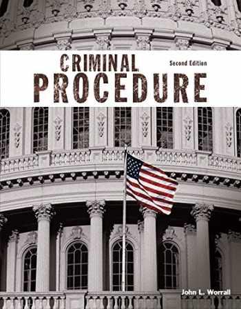 9780133587593-0133587592-Criminal Procedure (2nd Edition)