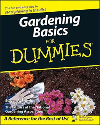 9780470037492-0470037490-Gardening Basics For Dummies
