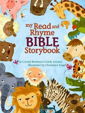 9781414320168-1414320167-My Read and Rhyme Bible Storybook