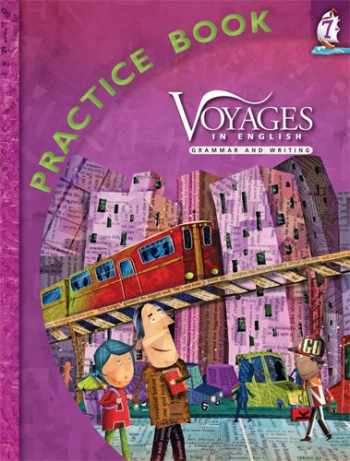 9780829428322-0829428321-Voyages in English Grade 7 Practice Book (Voyages in English 2011)