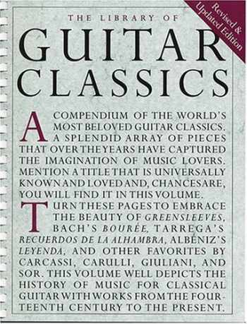 9780825614750-0825614759-Library of Guitar Classics (Library of Series)