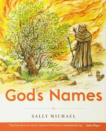 9781596382190-1596382198-God's Names (Making Him Known) (Children Desiring God)