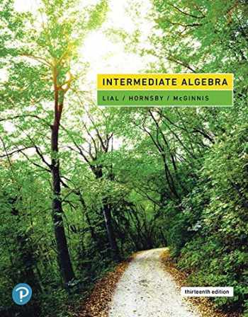9780134896403-0134896408-Intermediate Algebra, Loose-Leaf Edition